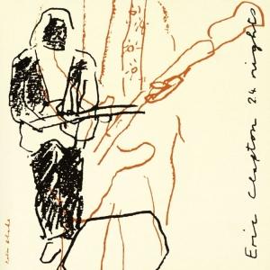 Eric Clapton - 24 Nights - Live (2cd)