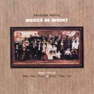 ALEXANDRU ANDRIES - MUZICA DE DIVORT [cd]