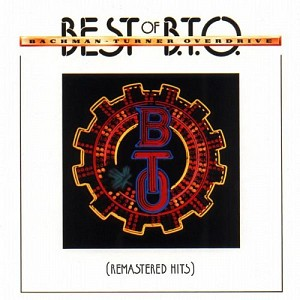 BACHMAN TURNER OVERDRIVE - BEST OF - REMASTERED HITS [cd]