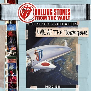 Rolling Stones The - From The Vault - Live At The Tokyo Dome (dvd+2cd)