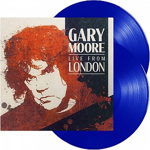 Gary Moore - Live From London [Blue LP] (2vinyl)
