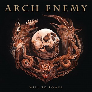 Arch Enemy - Will To Power [Standard Jewelcase] (cd)