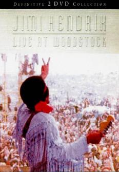 JIMI HENDRIX - Live At Woodstock [Definitive ed.] (2dvd)
