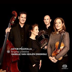 Astor Piazzolla - Angeles Y Diablo [SACD] (cd)