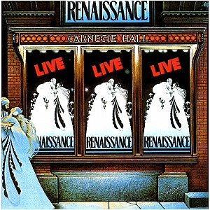Renaissance - Live At Carnegie Hall [remastered 2008 digi] (2cd)