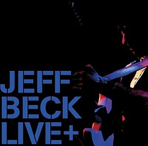 JEFF BECK - Live + (cd)