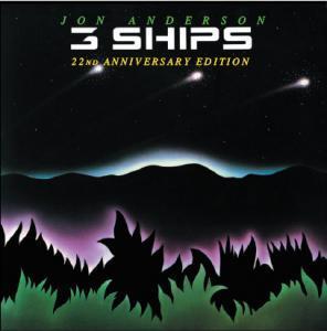 JON ANDERSON - 3 Ships (+ bonus) (CD)