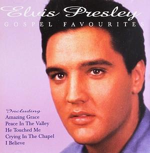 Elvis Presley - Gospel Favourites (cd)