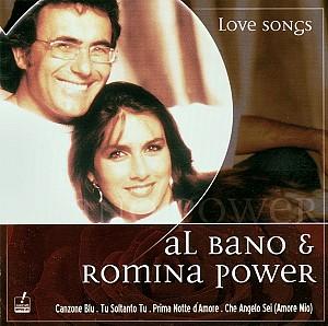 Al Bano & Romina Power - Love Songs (cd)