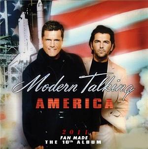 Modern Talking - America [The 10th Album] (cd)