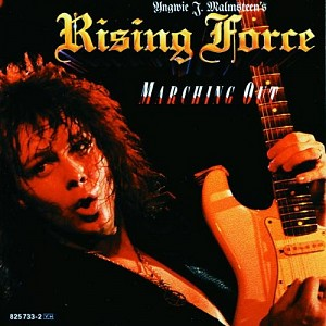 Yngwie Malmsteen - Marching Out (cd)