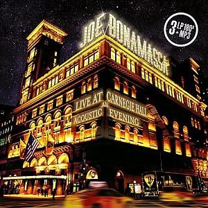 Joe Bonamassa - Live At Carnegie Hall - An Acoustic Evening [180g LP Box] (3vinyl)