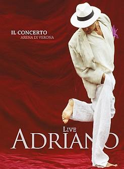 Adriano Celentano - Adriano Live Arena di Verona [digibook] (dvd)