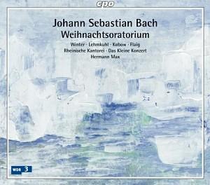 BACH J. SEBASTIAN - WEINACHTSORATORIUM (HARNONCOURT) - [cd]