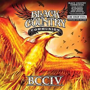 Black Country Communion - BCCIV [180g LP + bonus] (2vinyl)
