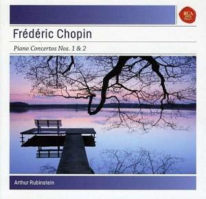 CHOPIN - Piano Concertos 1&2 [Rubinstein] (cd)