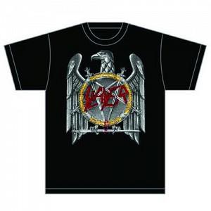 SLAYER - Silver Eagle (tricou)