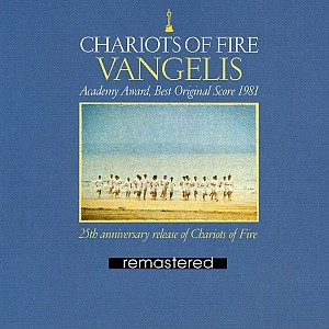 Vangelis - Chariots Of Fire [25th Anniv. Ed. remaster] (cd)