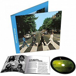 Beatles The - Abbey Road [50th anniversary] (cd)