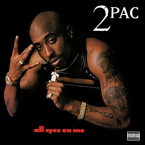 2Pac - All Eyez On Me [explicit] (2cd)