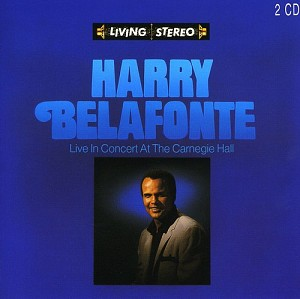 Harry Belafonte - Live In Concert At Carnegie Hall (2cd)