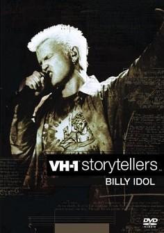 BILLY IDOL - VH 1 STORY TELLERS (DVD)