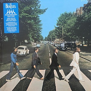 Beatles The - Abbey Road [50th Anniv. Super Deluxe Box] (3cd+blu-ray)