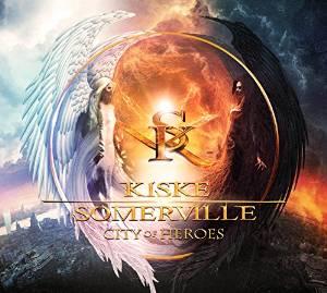 Michael Kiske/Amanda Sommerville - City Of Heroes [digipack] (cd+dvd)