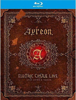 Ayreon - Electric Castle Live And Other Tails [digipack] (blu-ray)