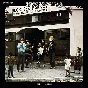 Creedence Clearwater Revival - Willy & The Poor Boys [LP] (vinyl)