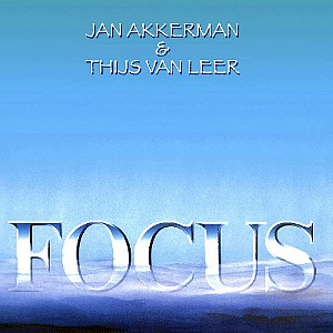 Jan Akkerman & Thijs Van Leer - Focus [2019] (cd)