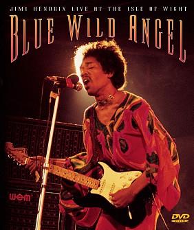 Jimi Hendrix - Blue Wild Angel - Jimi Hendrix Live At IOW [2015] (dvd)