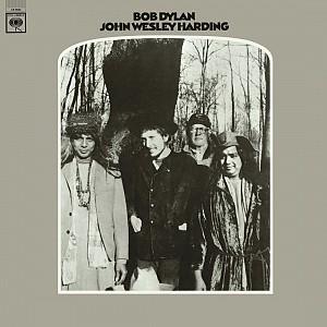 Bob Dylan - John Wesley Harding [2010 Mono Version] (vinyl)