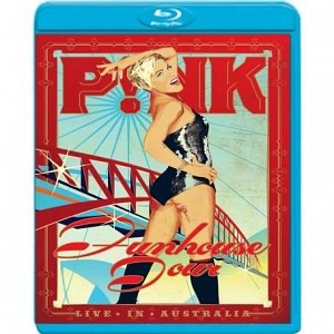 Pink - Funhouse - Live In Austalia (blu-ray)