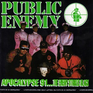 PUBLIC ENEMY - Apocalypse 91(cd)