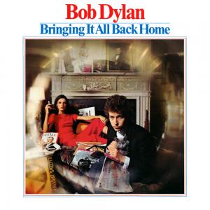 Bob Dylan - Bringing It All Back Home [remastered] (cd)