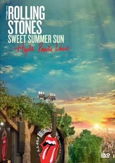 ROLLING STONES The - Sweet Summer Sun - Hyde Park [slipcase] (dvd)