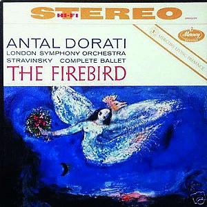 Stravinski Igor - The Firebird [London Symphony Orch.] [LP] (vinyl)