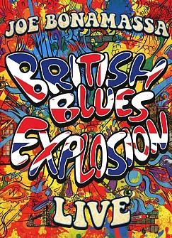 Joe Bonamassa - British Blues Explosion (blu-ray)
