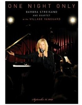 BARBRA STREISAND - ONE NIGHT ONLY (DVD)