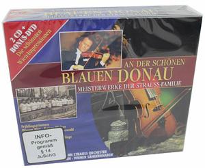 ANDRE RIEU - An Der Schoenen Blauen Donau [Boxset] (2cd+dvd)