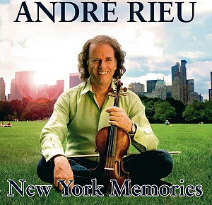ANDRE RIEU - New York Memories - Live From City Hall [+bonus] (cd)