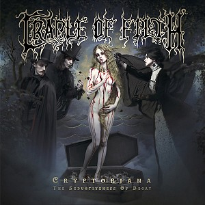 Cradle Of Filth - Cryptoriana-The Seductiveness Of Decay (cd)