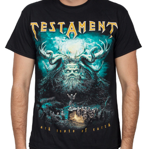 TESTAMENT - Dark roots of earth (tricou)