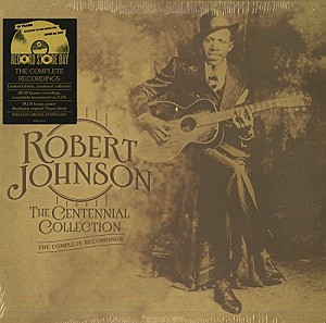 Robert Johnson - The Centennial Collection : The Complete Recordings[Ltd. Ed. LP] (3vinyl)