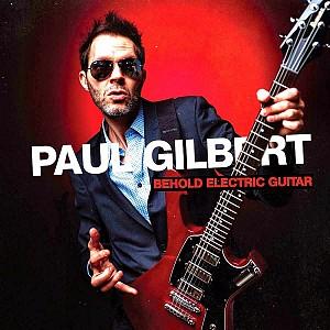 Paul Gilbert - Behold Electric Guitar (cd)