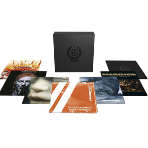 RAMMSTEIN - XXI [The Vinyl Boxset LP] (14vinyl)