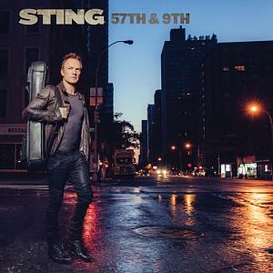 STING - 57th & 9th [LP] (blue vinyl)