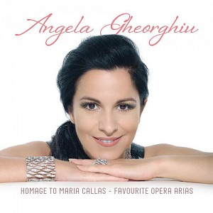 Gheorghiu Angela - Homage To Maria Callas [Deluxe Ed.digibook] (cd)