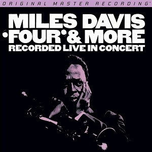 Miles Davis - Four & More [HQ Ltd.] (sacd)
